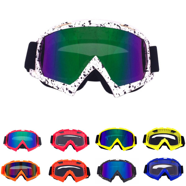 Motocycle Sunglass Goggle Protective Gears Flexible Motorcycle Glasses Motocross M Tinted UV400 Skiing Snowboarding Goggle
