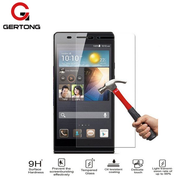 Screen Protector For Huawei Ascend P8 Lite P7 Honor 5X Y6 Pro 4C 4X Mate 7 8 9 Tempered Glass Cover Guard Toughened Glass Film