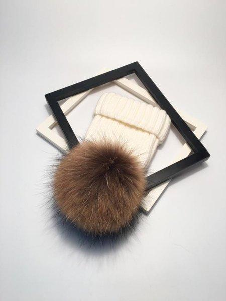 white brown fur