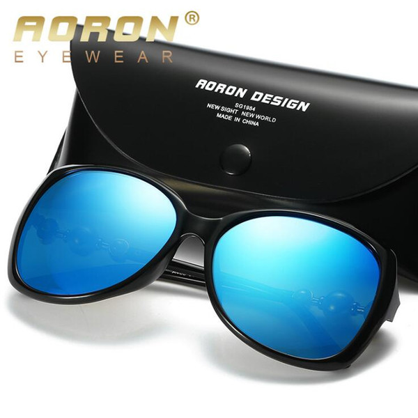 новая мода солнцезащитные очки новые поляризованные солнцезащитные очки женские солнцезащитные очки цветной фильм объектив Жемчужина водитель очки бесплатная доставка