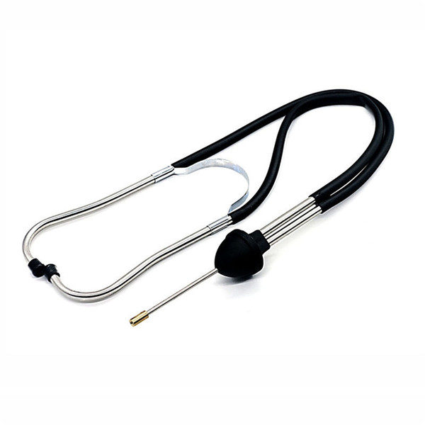 Automotive Mechanic Stethoscope Auto Engine Cylinder Noise Tester Detector Car Engine Diagnostic Device Tester Diagnostic Tool