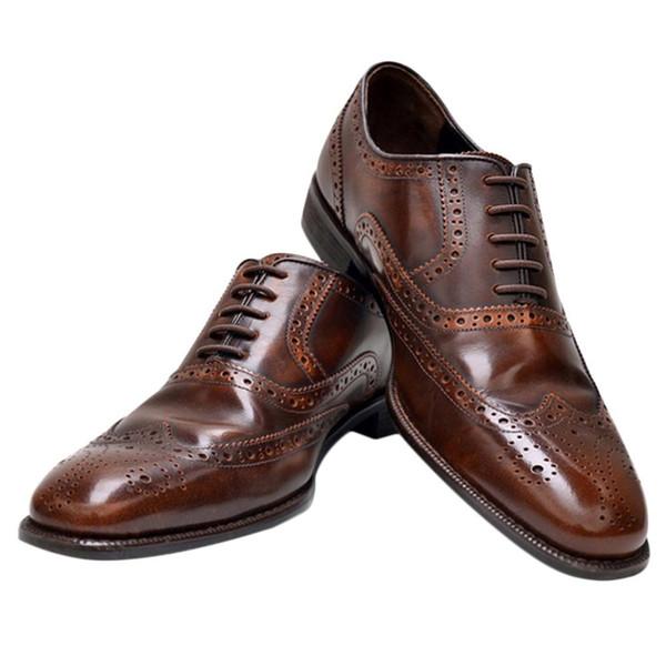 Facile sans Cravate Élastique Lacet de Chaussure Silicone Baskets coolnice Lacets