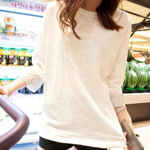 Chemisier Femme Femmes Tops De La Mode 2018 Automne Linge Blanc Chemise Femme À Manches Longues Chemisier Femme Coréenne Vêtements Roupas AH188