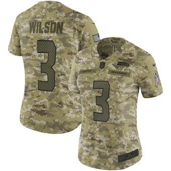 Russell Wilson #3 New Football Jersey Seattle Seahawks