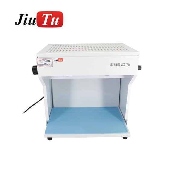 Jiutu Laminar Flow Hood Clean Room For Smartphone LCD Repair For iPhone/Samsung LCD Screen Refurbished