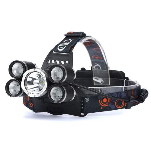 Single Headlamp