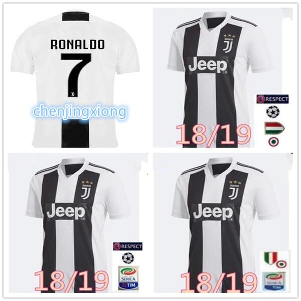 936548710 Thailand RONALDO juventus 2019 soccer jersey DYBALA 18 19 football kit shirt  Top fans player version
