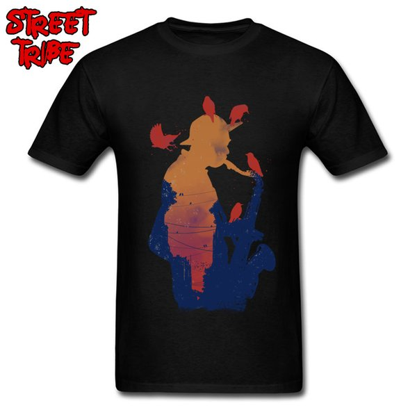Mens Top T-shirts Even Birds Love it Crazy Tops T Shirt 100% Cotton Round Neck Short Sleeve Casual Tees Thanksgiving Day Clothes