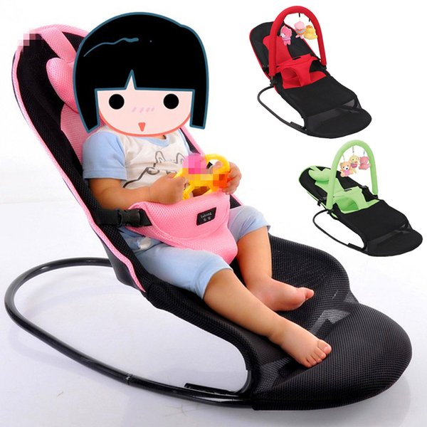 Baby Rocking Chair Sleeper Infant Cradle Newborn Bed kids Toy Sleeping Bouncer Crib Baby basket