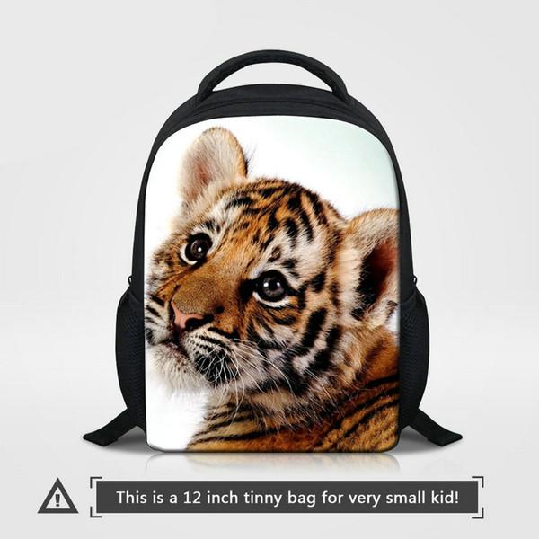 Kids Best Birthday Gift Schoolbag 3D Dinosaur Bookbag Animal Backpack For Preschooler Baby Fashion Rucksack Children Travel Shoulder Bagpack
