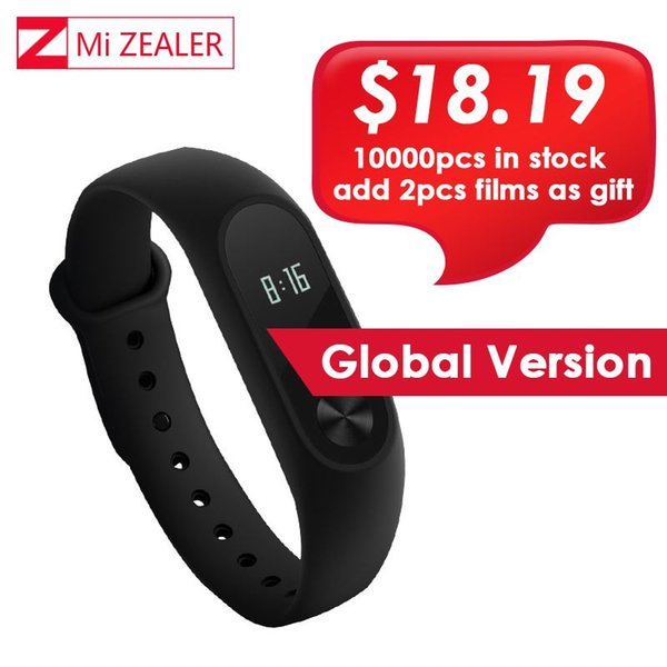 Original Xiaomi Mi Band Smart Miband Bracelet For Android