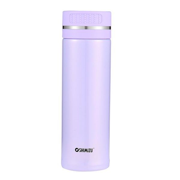 420ML Water Cup Stainless Steel Thermos Vacuum Flasks Office Insulated Cup Lovely Thermocup Water Bottle Student Gift Thermo