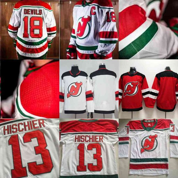 New Jersey Devils new  Heritage Jersey  for 2018-19 season 9 Taylor Hall d678f358d