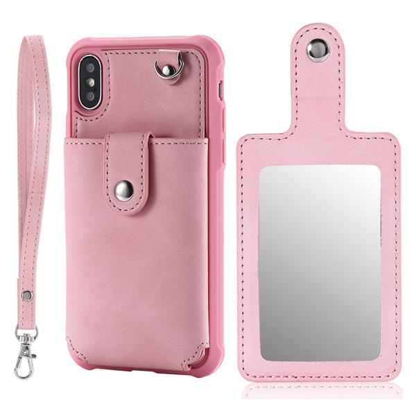 Pink with mirror