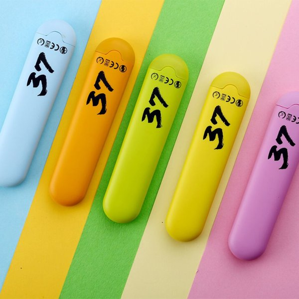 Disposable Vape Pens 700 Times E-cigarettes Vape Pen Kit Vaporizer Cartridges With 380mah Vape Pen Battery 5 Flavor For Option