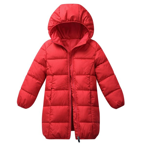 MUQGEW Kids Baby Girl Boys Clothes Winter Hooded Coat Cloak Jacket Thick Warm Outerwear Clothes roupa infantil