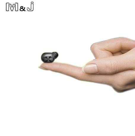 Q1 Q26 K8 моно небольшой стерео наушники скрытые невидимый наушник микро мини беспроводная гарнитура bluetooth наушники Наушники для телефона