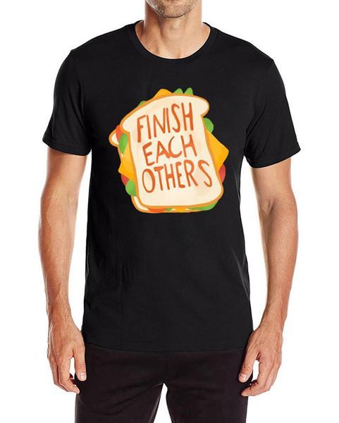 Сэндвич Ральф ломает интернет мужская мода печати личности хлопок футболки