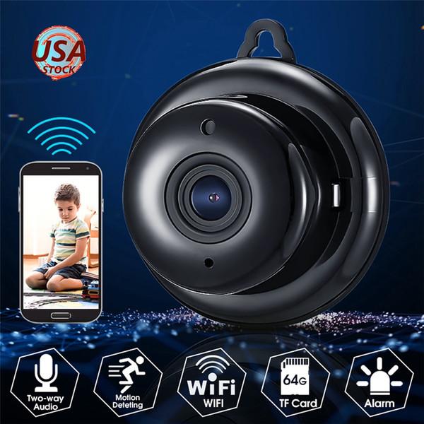 Giarreree 1080P 2MP Full HD 38DB Mikrofon Überwachungskamera WIFI IP Cam Recorder Babyphone Camcorder Sicherheit CCTV Webcam