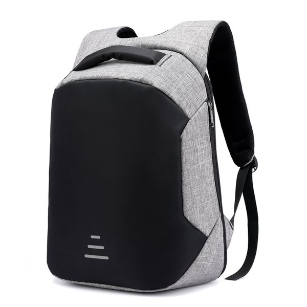 Generation USB Charge Anti Theft Backpack Men 15inch Laptop Backpacks Fashion Travel School Bags Bagpack sac a dos