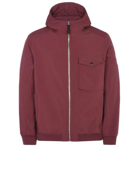 Europäische Jacken Männer Und Frauen Paar Hochwertige Mode Jacke Vier Farben S -3XL Mantel HFBYJK062