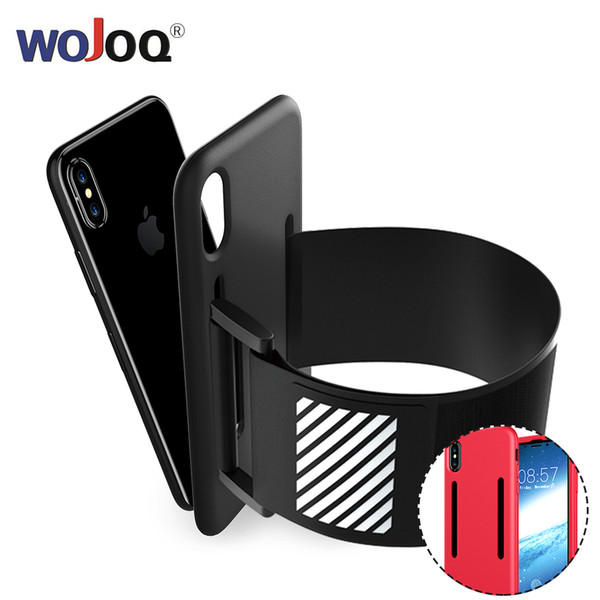 Gym Sports Running Armband for  7 7 Plus Phone Case Cover Holder Armband Bag Case for