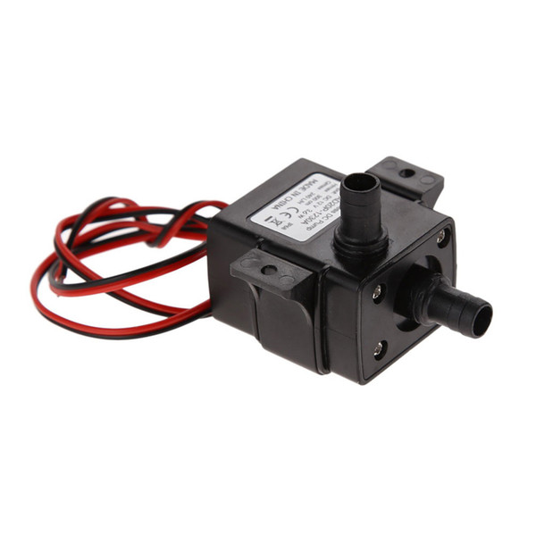 12V DC Brushless Water Pump Ultra-quiet 3M 240L/H Brushless Submersible Water Pump mini electric submersible waterpump