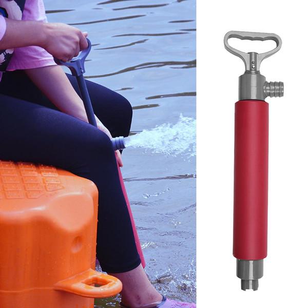 Kayak Handpumpe schwimmende manuelle Bilge Wasserpumpe Kajak Kanu Zubehör für die Rettung