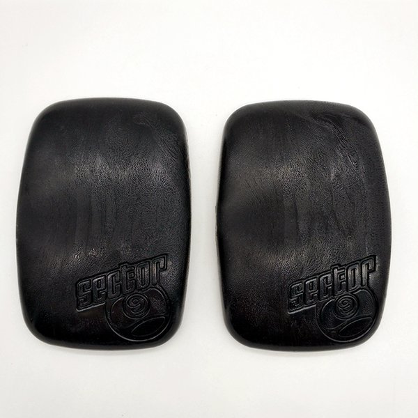free shipping long board gloves parts sliding pads