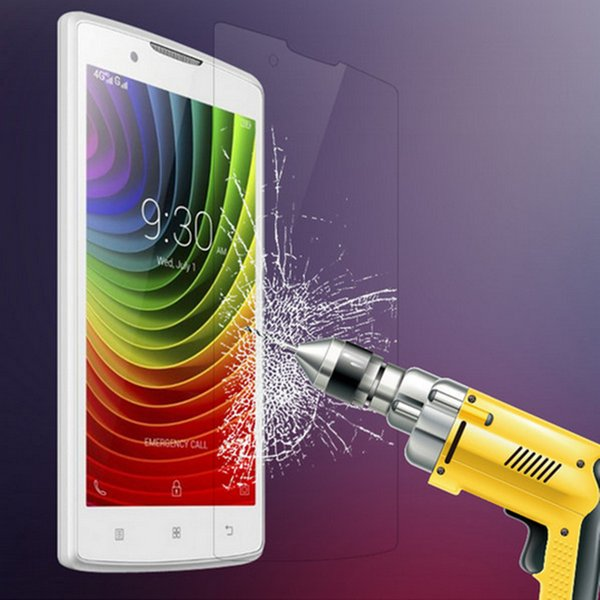 Premium 0.26mm Explosion Proof Tempered Glass for Lenovo A8 P780 S60 S90 S850 A2010 A6000 K3 Note Screen Protector Glass Film