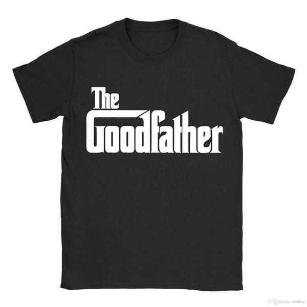 Das Goodfather T-Shirt der Vatertags-Geschenk-Geschenk-lustige Parodie-Parodie-Spitzen-T-Stück