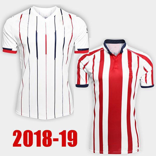 save off fc1b8 e2e18 New 2018 MEXICO Club Chivas de Guadalajara Soccer Jersey ...