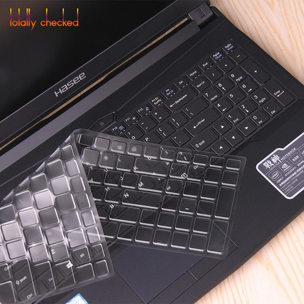 For ThundeRobot ST-PLUS X5 X6 X6S Dino 911M 911 Air Star Edition Ultra thin Clear TPU laptop Keyboard Cover Skin Protector