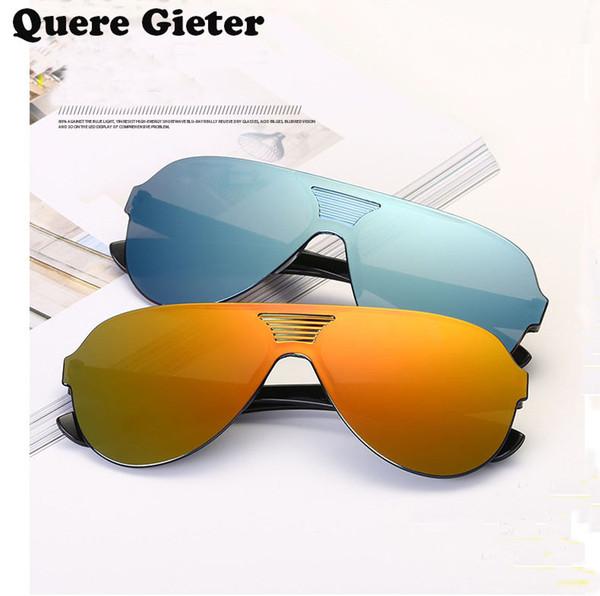 Famosa Marca de luxo Designer de Óculos De Sol Masculino Feminino Óculos de Sol  Óculos de ba70d301b1