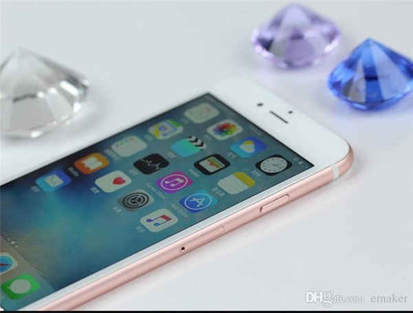 Refurbished Apple iPhone 7 Mobilephone 2RAM 32/128/256GB ROM Quad-Core 4G LTE IOS System iPhone7 With Fingerprint Unlocked SmartPhone