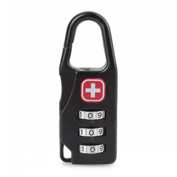 Praktische Codenummer Schloss Für Gepäck Reißverschlusstasche Rucksack Handtasche Koffer Passwort Schlösser Metall Zink-legierung Vorhängeschloss Durable 1 25sl BB