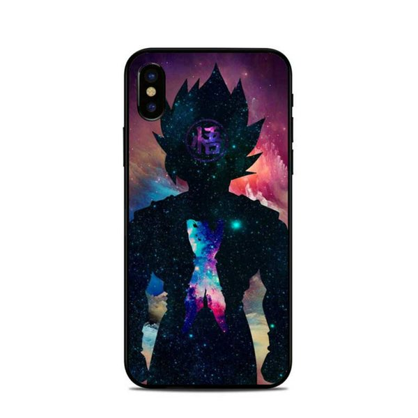 Dragon Ball Z Super Saiyan 068 Phone Case For Iphone 5c 5s 6s 6plus 6splus 7 7plus Samsung Galaxy S5 S6 S6ep S7 S7ep