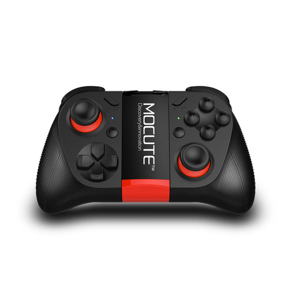 Hot Wireless Controllers Bluetooth 3.0 Joysticks VR Game Controller Gamepads for IOS Android Build in Battery with Package