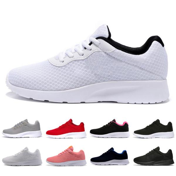 Acquista Nike Roshe Run One Scarpe Da Uomo Tanjun Bianche 3.0 London Olympic Nero Rosso Grigio Scarpe Da Corsa Uomo Donna Scarpe Sportive Calde Scarpe