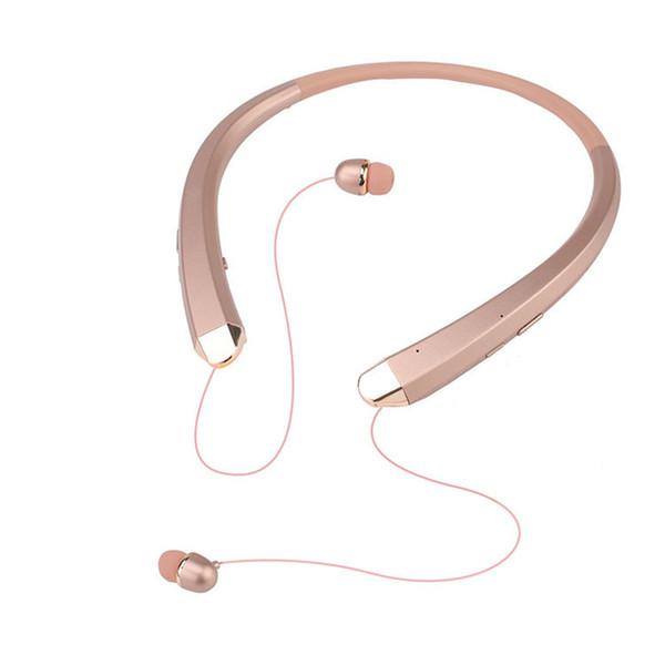 HBS 910 HBS-910 Headphone HBS910 Earphone Sports Stereo Bluetooth Wireless Headset Headphones Earphones For Iphone 8 7 Samsung S8 best