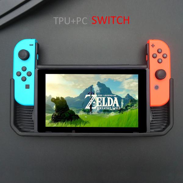 Nintendo PC escudo de proteção host TPU capa de proteção de borda macia jogo de capa de proteção de jogo de PC transparente