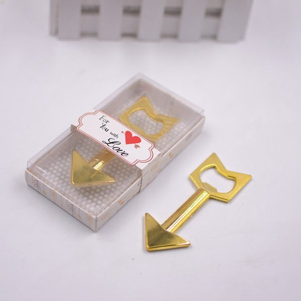 Arrow Wine Bottle Opener Wedding Gift Favors Birthday Party Giveaway For Guests DHL Fedex Free Shipping