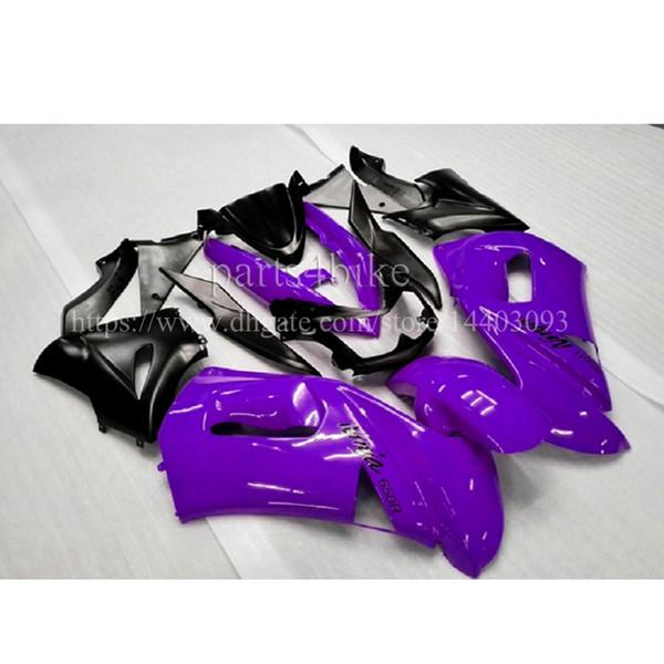 manufacturer customize Motorcycle panels for KAWASAKI ER 6F 2006 2007 2008 Full fairing kits ER-6F 2006 2007 2008 ABS Plastic Bodywork Set