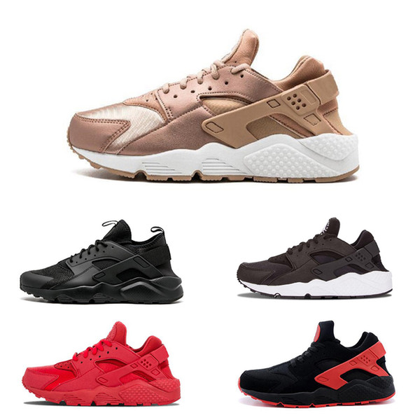 Huarache 4s 1s running shoes for men women on discount high quality cheap best casual sports sneakers size US5-11