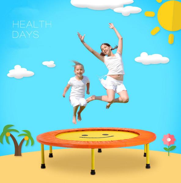 Salling chaud cadeau de Noël enfants et adultes créent-fun Outdoor pliant rond gymnastique / fitness trampoline avec certificat TUVGS
