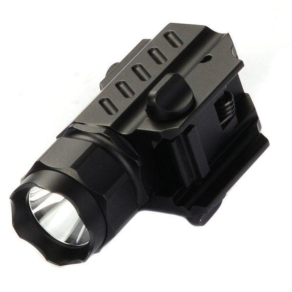 TrustFire G02 LED Tactical Stund Gun Taschenlampe 2-Mode 600LM Pistol Torch Light
