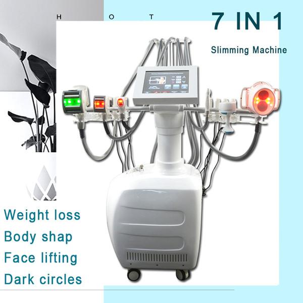 Weight Loss Velashape Supersonic Operation System lipo laser vacuum velashape cavitation rf slimming machine Vela Shape Cellulite Removal