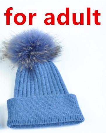 Blue for adult