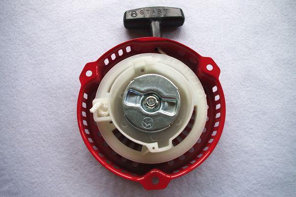 Recoil starter 3 holes steel ratchet for Honda G100 engine pull start replacement part# 17320 850 0**