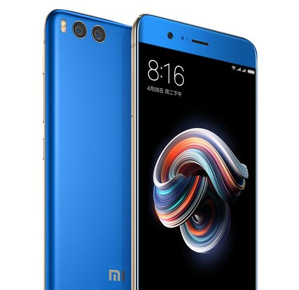 Brand New Xiaomi Mi Note 3 Octa Core 4GB/64GB Dual Rear Camera 12.0+16.0MP 5.5 Inch Unlocked Mobile Phones